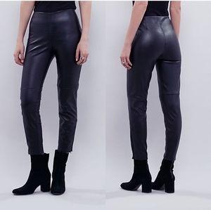Free People Lana Vegan Leather Legging